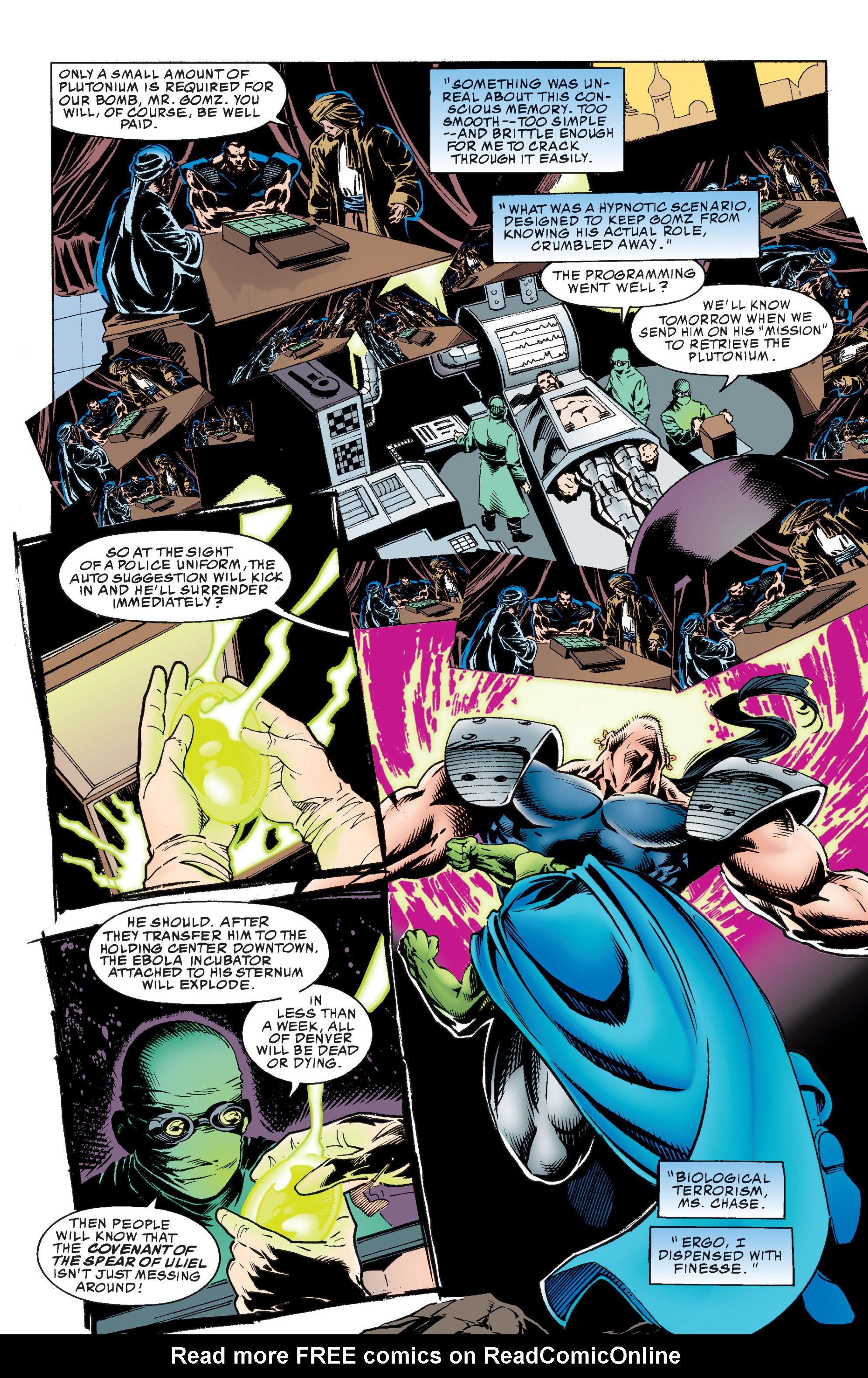 Read online Martian Manhunter: Son of Mars comic -  Issue # TPB - 142
