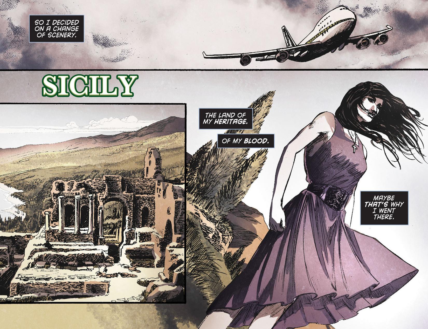 Read online Arrow [II] comic -  Issue #11 - 7