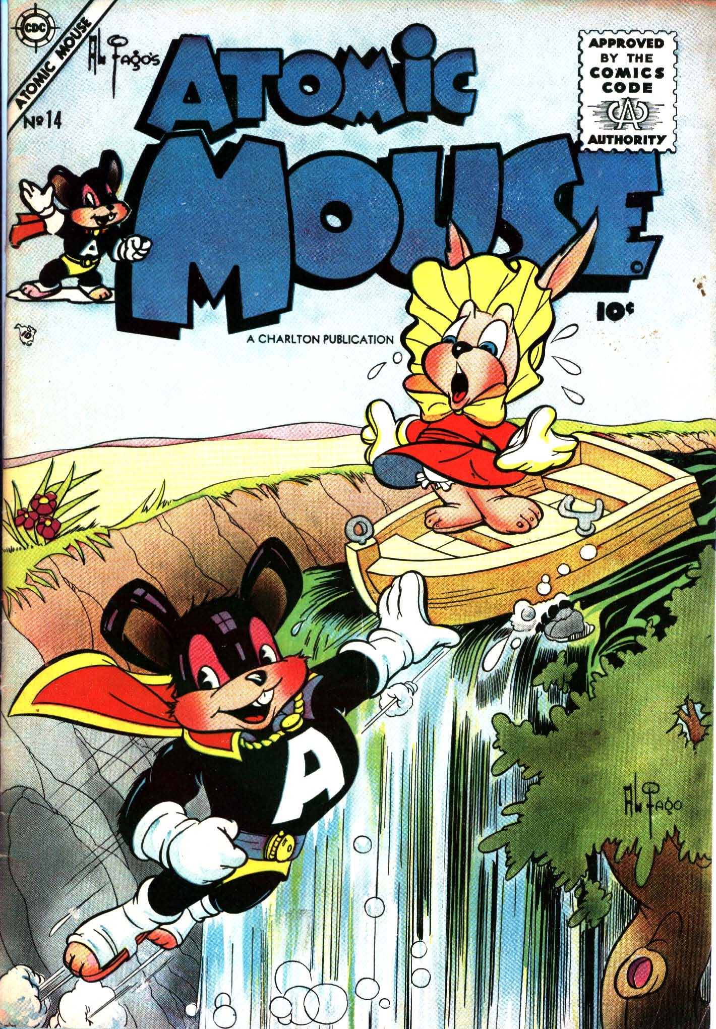 Atomic Mouse 14 Page 1