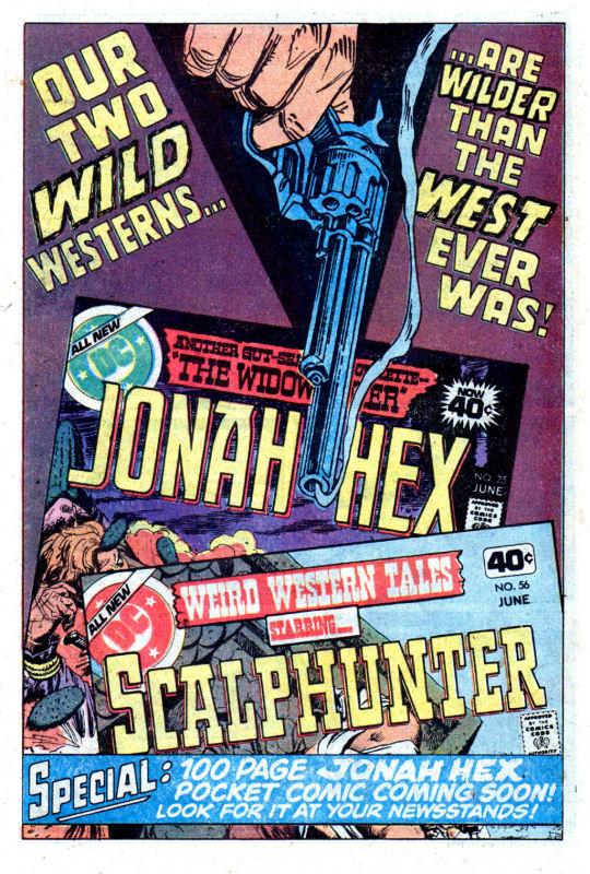 Read online Wonder Woman (1942) comic -  Issue #256 - 12