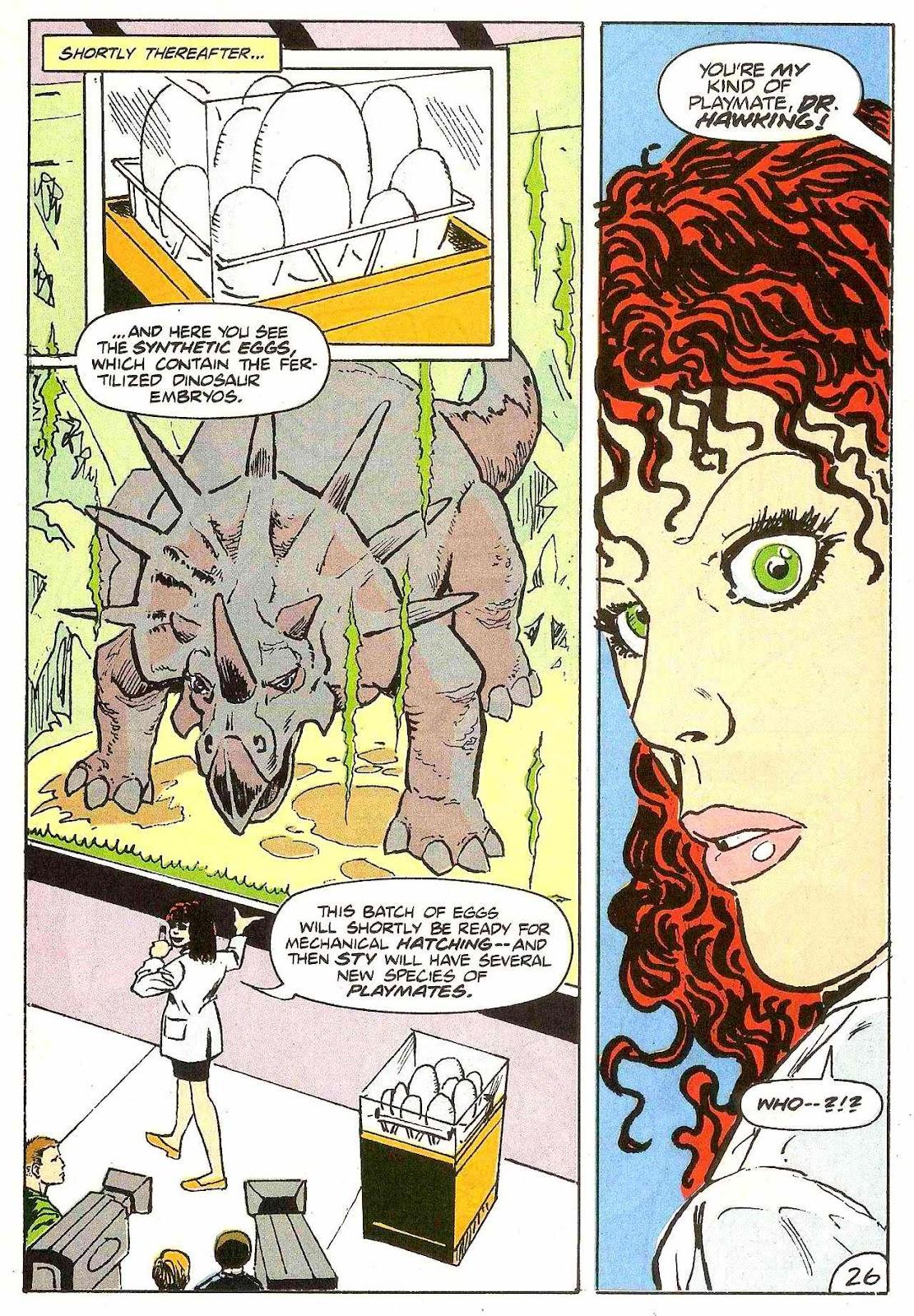 Read online Zen Intergalactic Ninja (1992) comic -  Issue #2 - 24