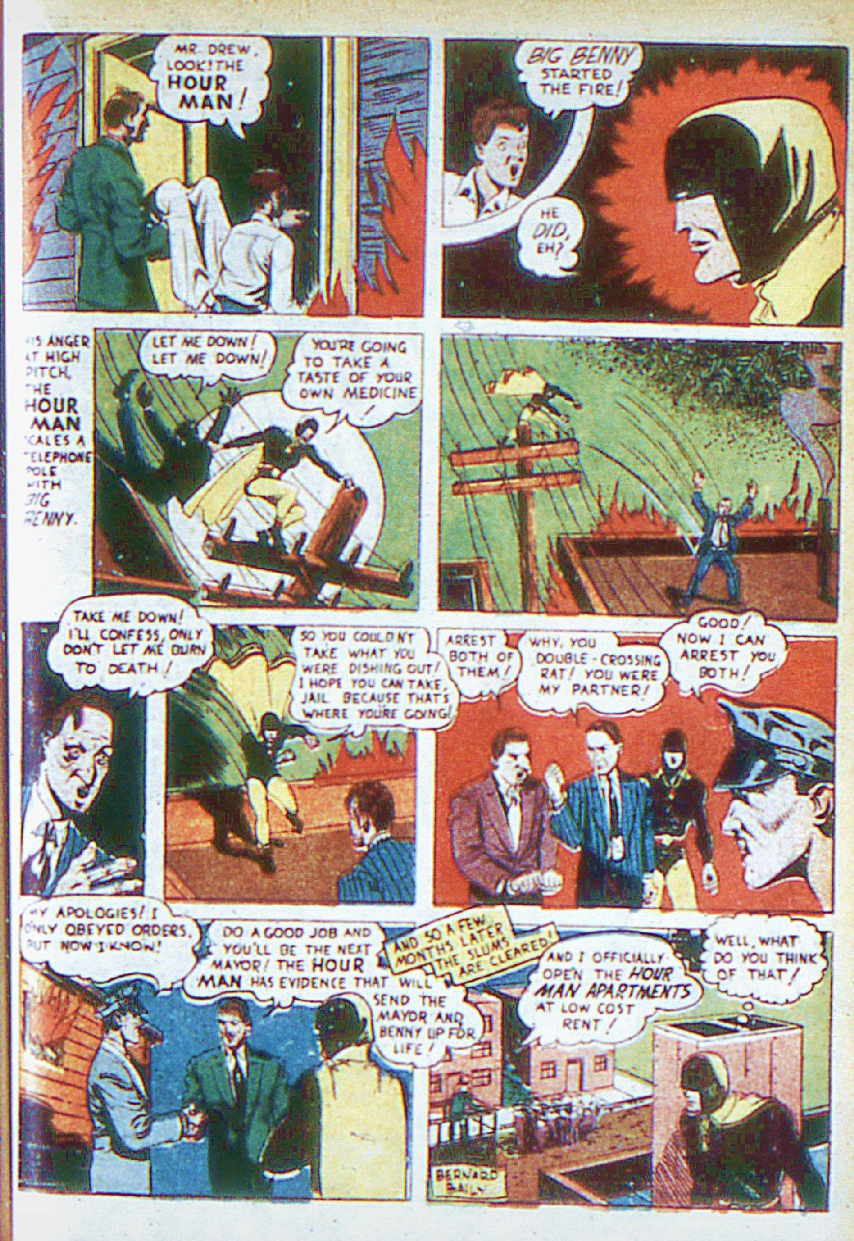 Read online Adventure Comics (1938) comic -  Issue #66 - 38