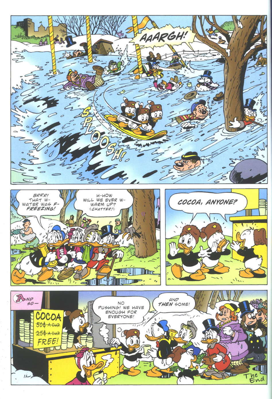 Read online Uncle Scrooge (1953) comic -  Issue #348 - 44