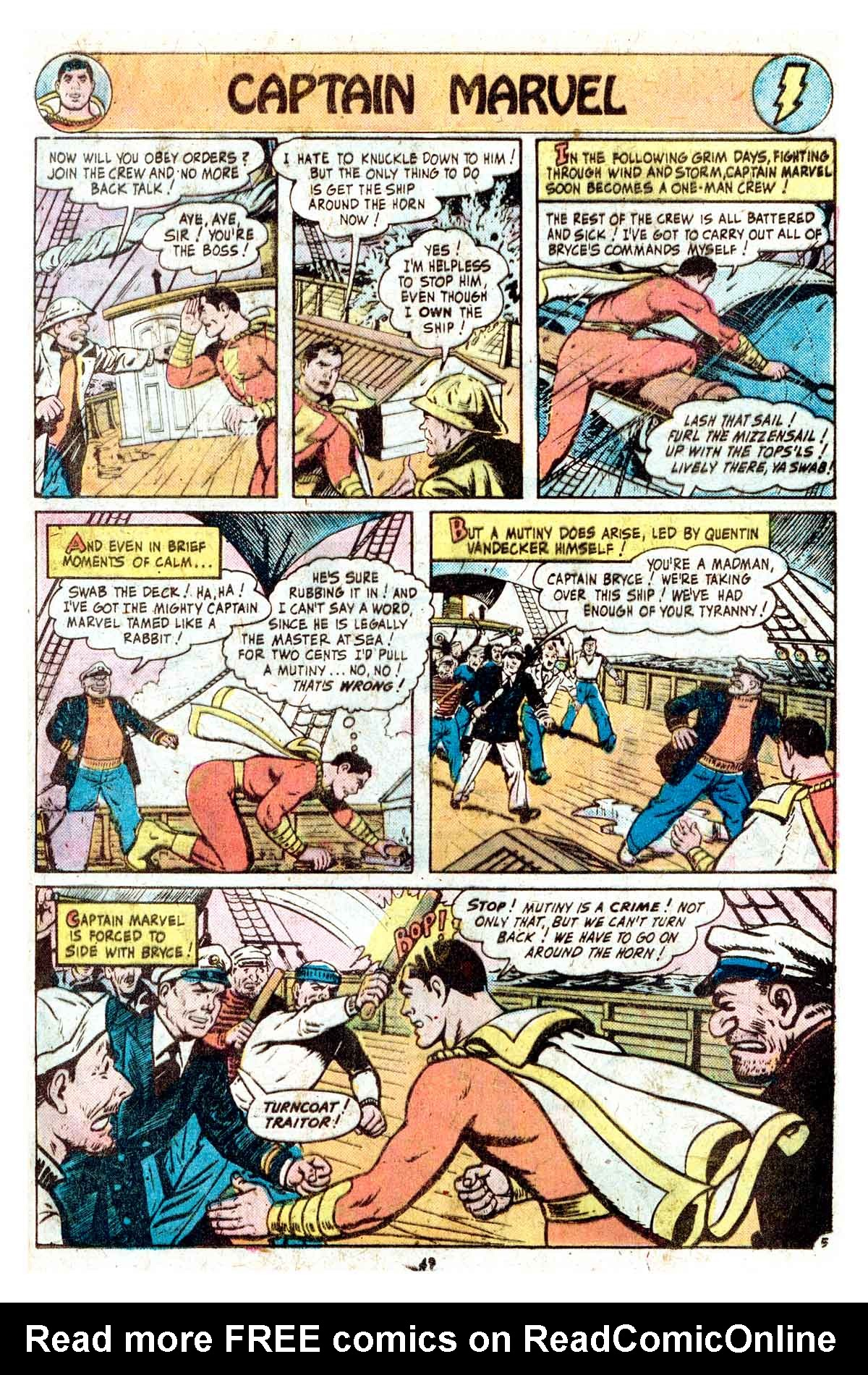 Read online Shazam! (1973) comic -  Issue #17 - 49