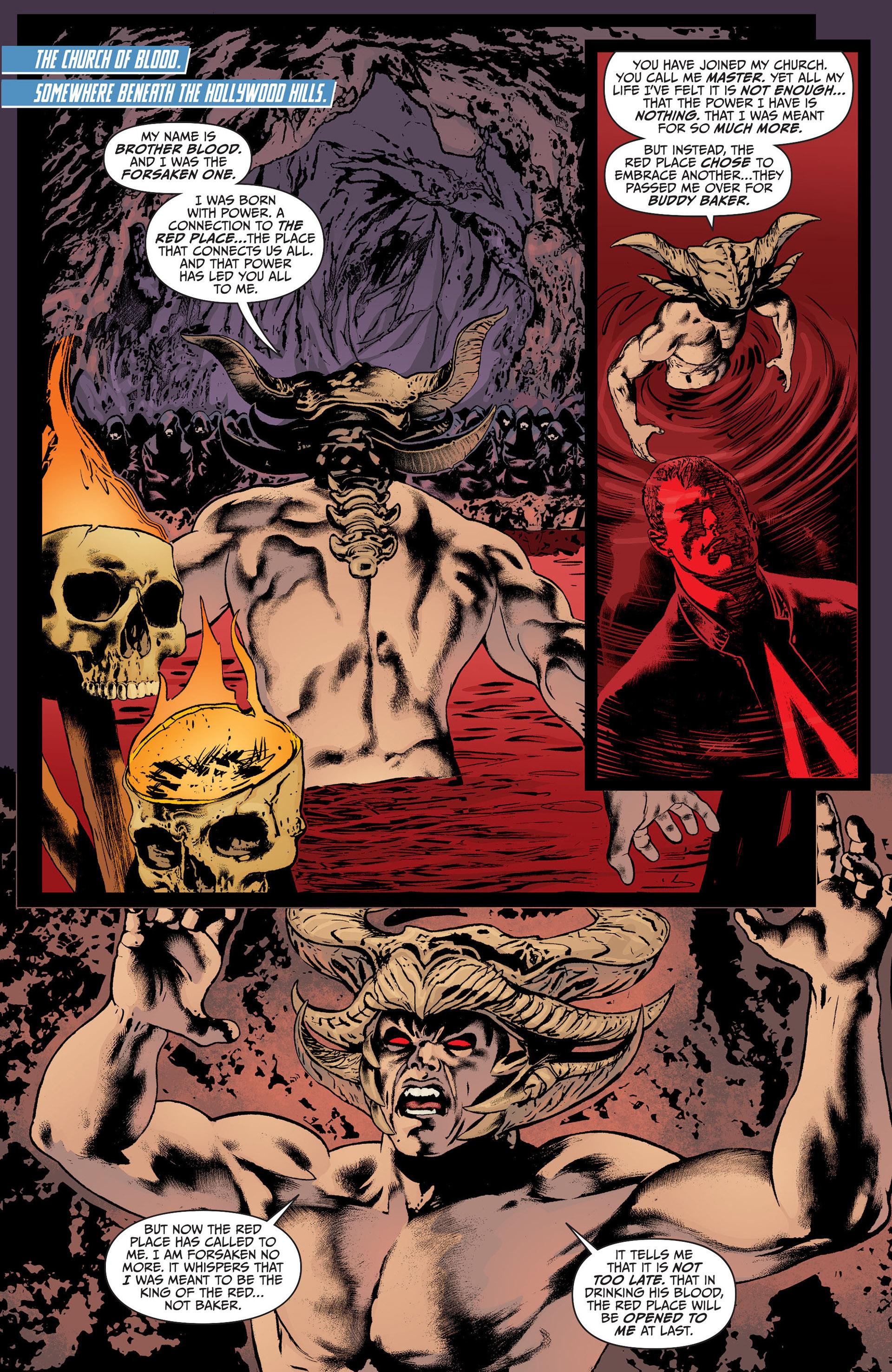 Read online Animal Man (2011) comic -  Issue #23 - 10