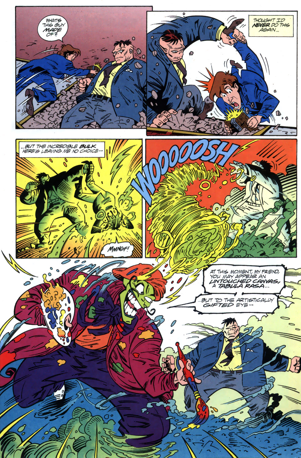 Read online Adventures Of The Mask comic -  Issue #2 - 7