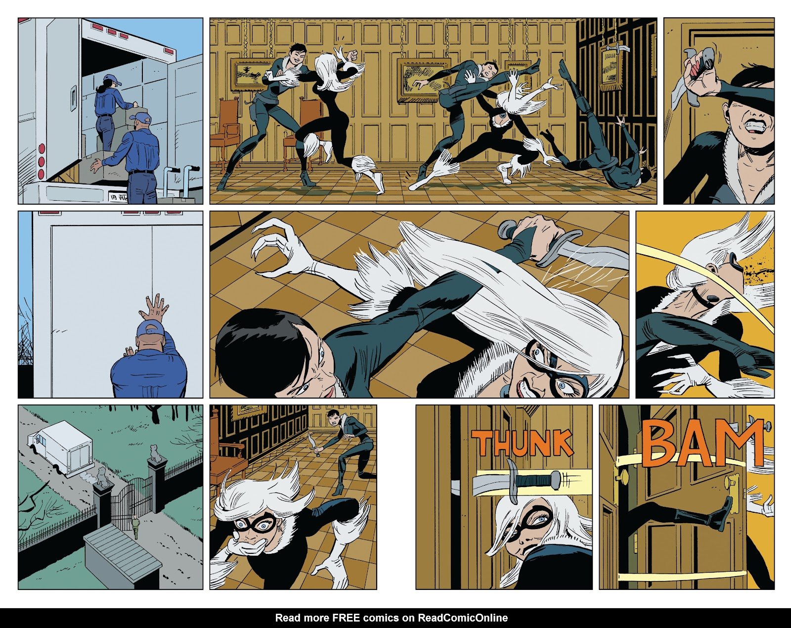 Amazing Spider-Man Presents: Black Cat Issue #4 #4 - English 13