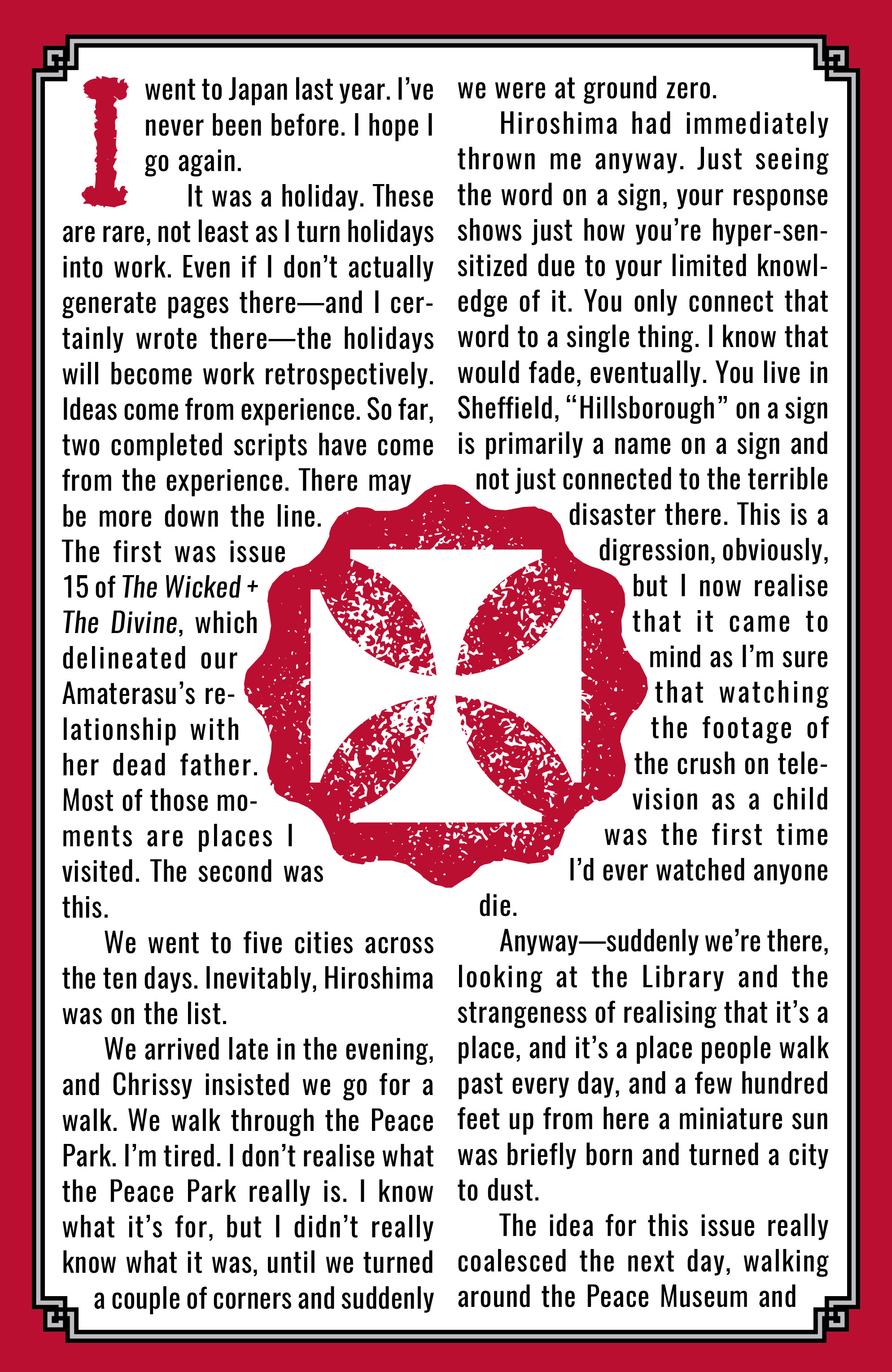 Read online Uber: Invasion comic -  Issue #2 - 25