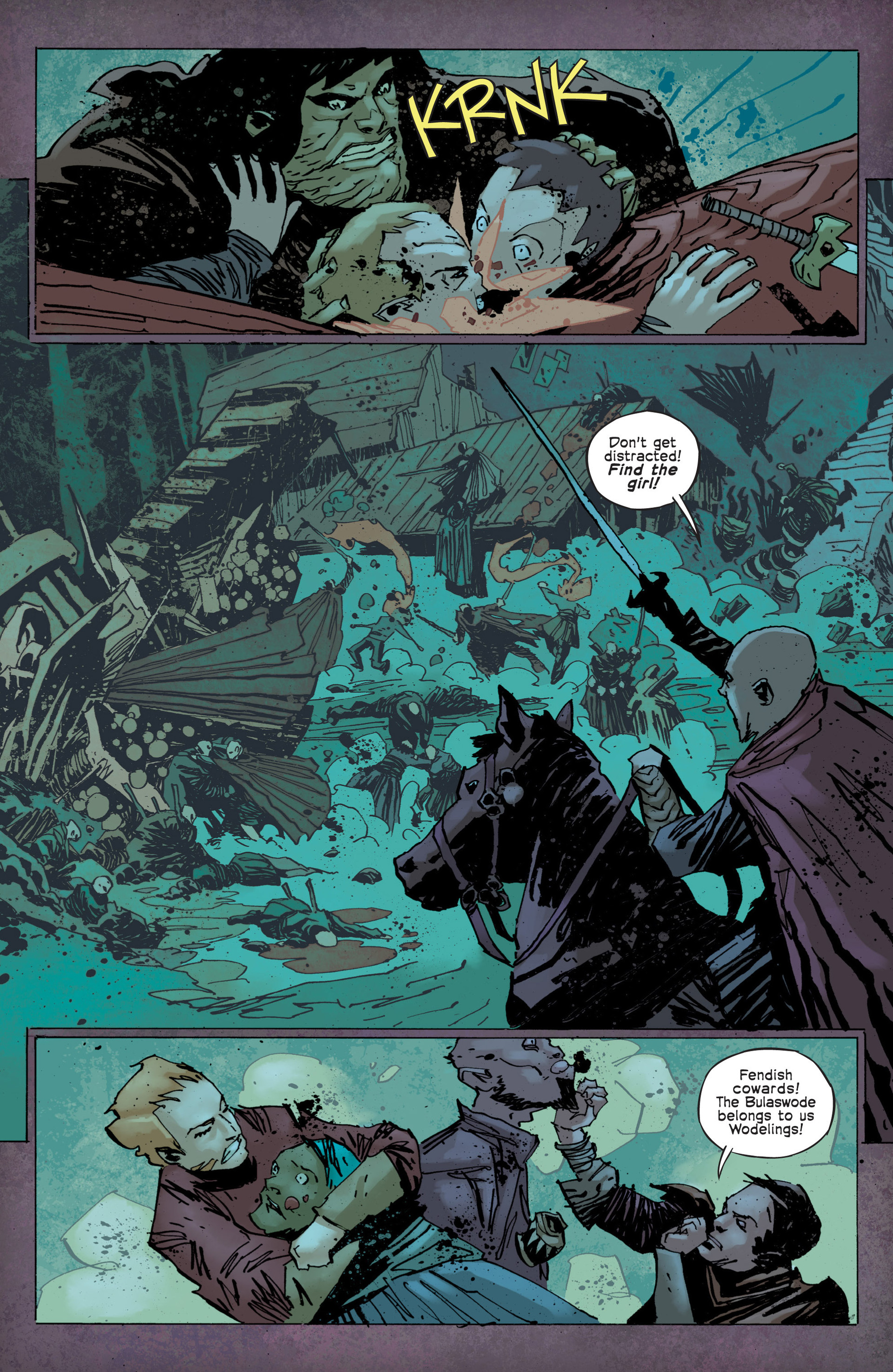 Read online Umbral comic -  Issue #12 - 8