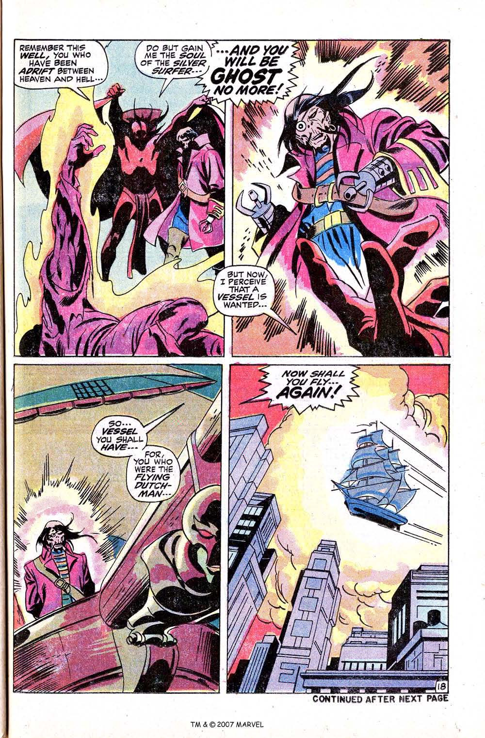 Read online Silver Surfer (1968) comic -  Issue #8 - 25