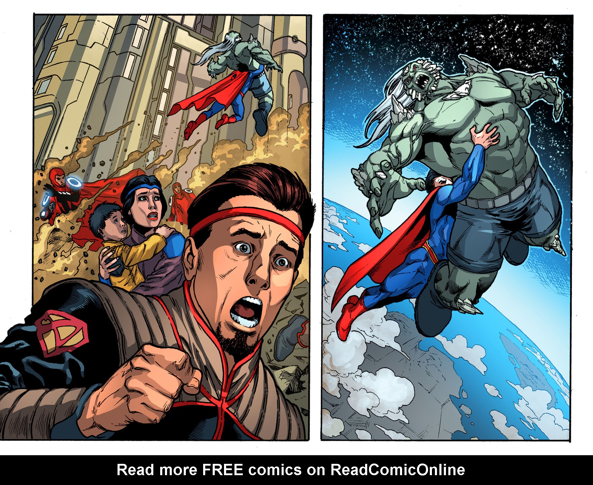 Read online Smallville: Season 11 comic -  Issue #52 - 15