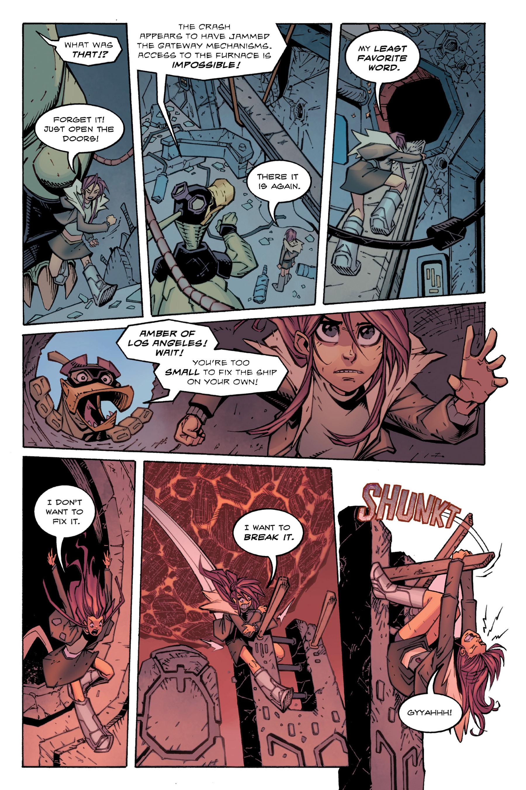 Read online Rexodus comic -  Issue # Full - 96