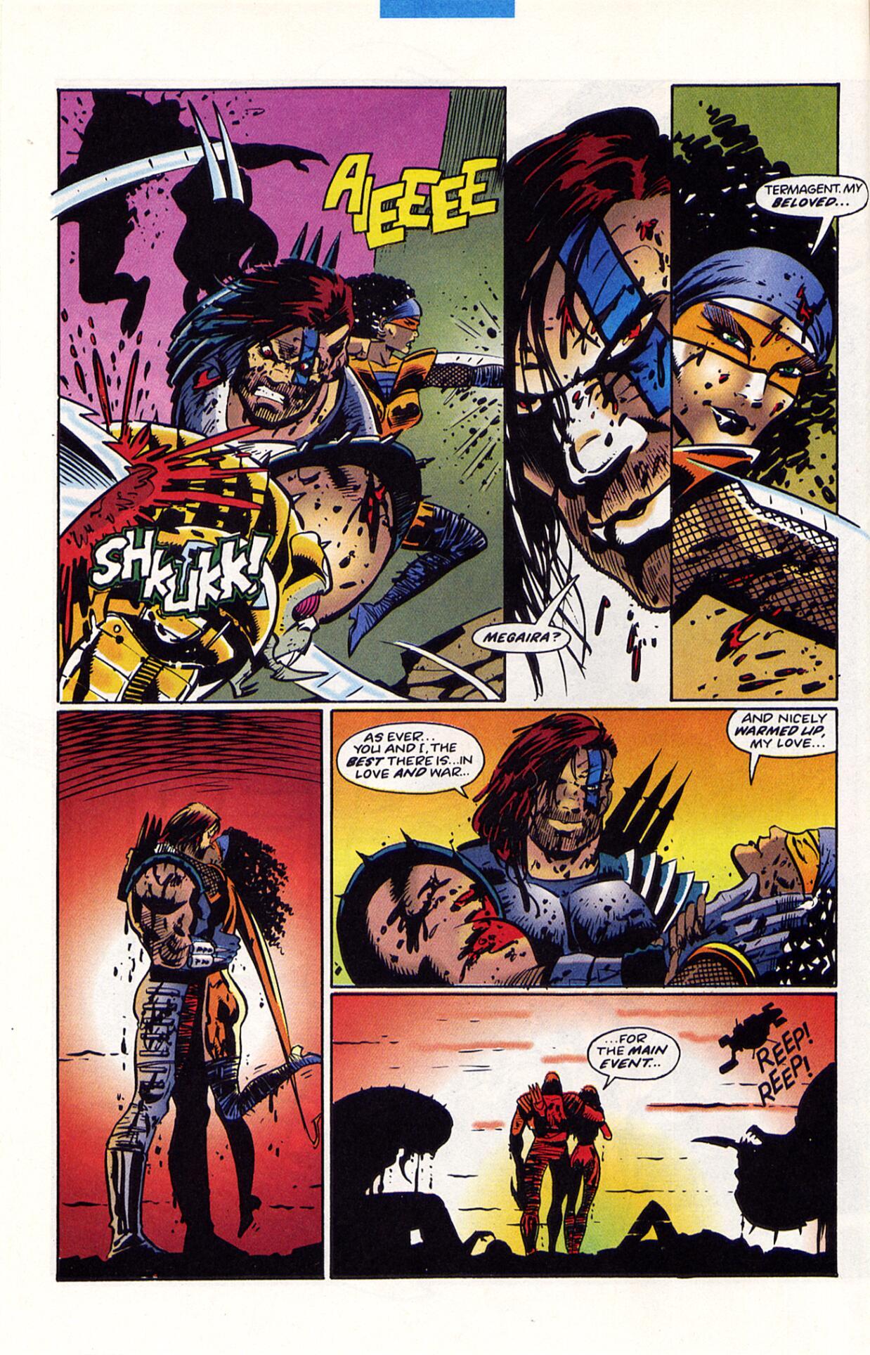 Read online Battletide comic -  Issue #1 - 4