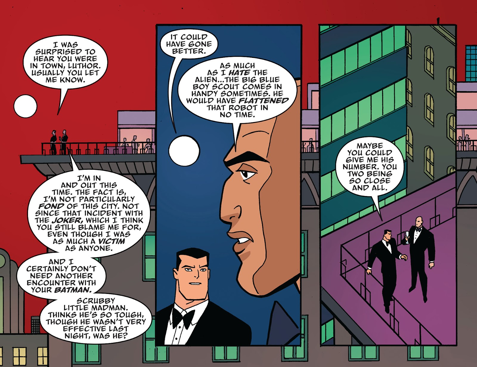 Batman: The Adventures Continue issue 1 - Page 18