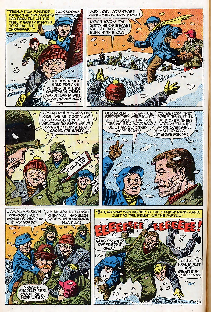 Read online Sgt. Fury comic -  Issue # _Special 4 - 46