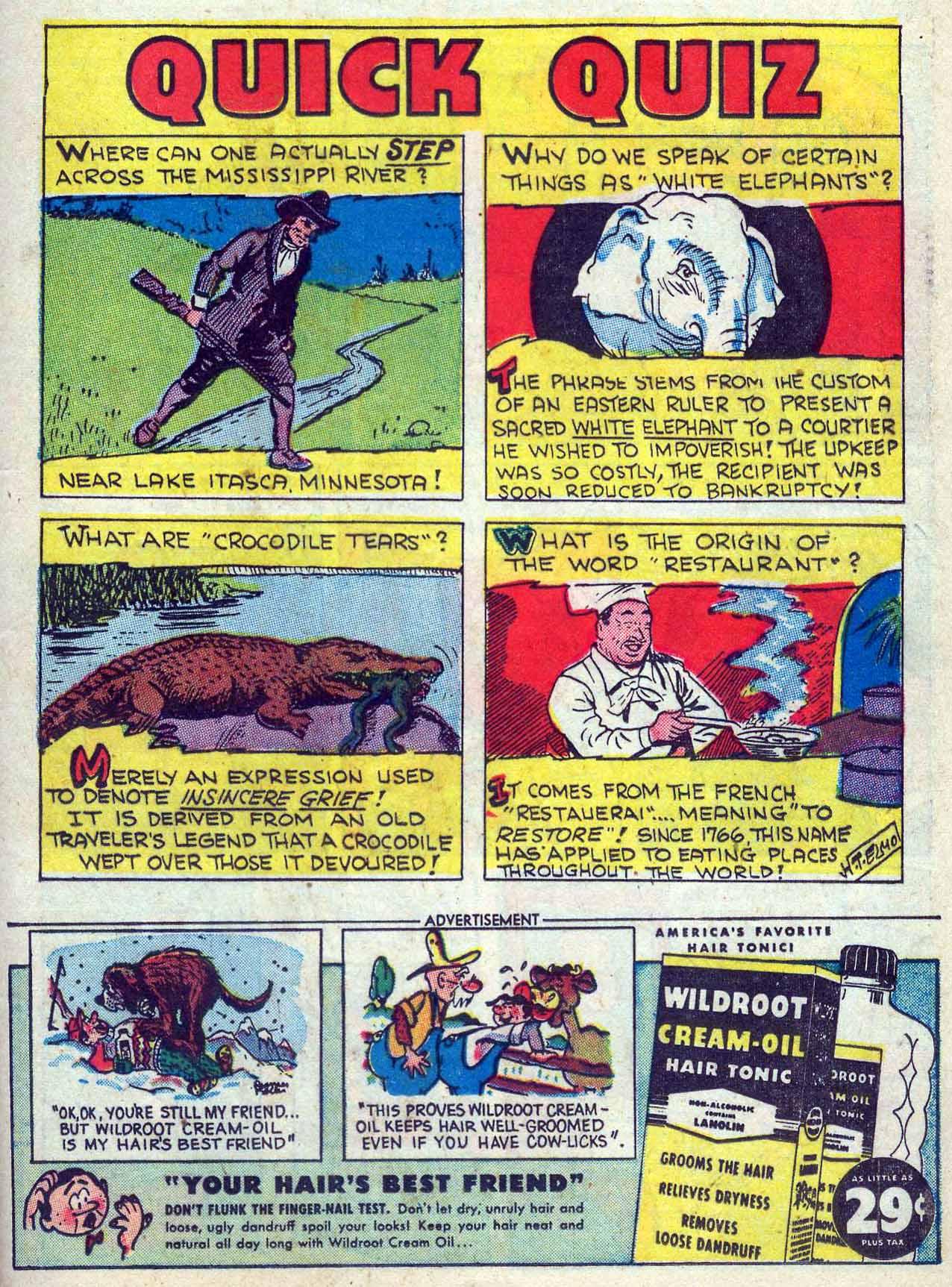 Read online Adventure Comics (1938) comic -  Issue #180 - 31
