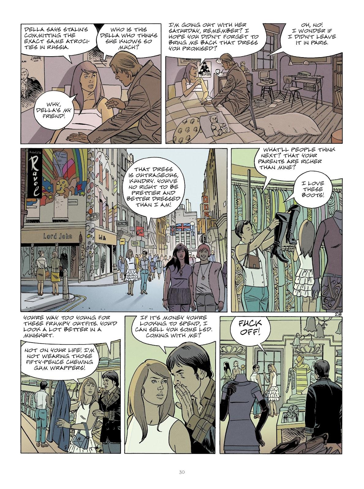 Read online Sherman comic -  Issue #7 - 30