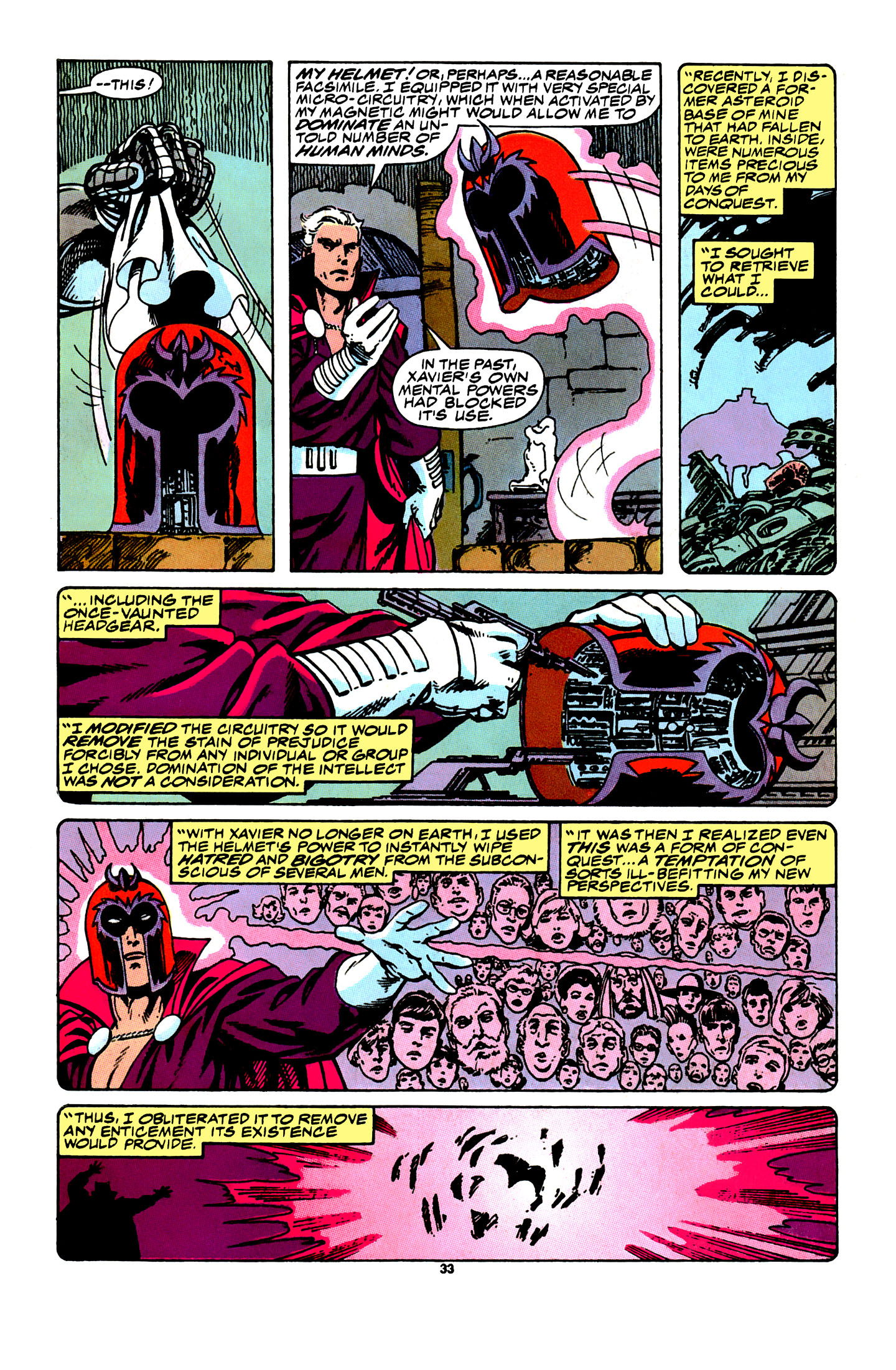 Read online X-Factor (1986) comic -  Issue # _ Annual 4 - 30