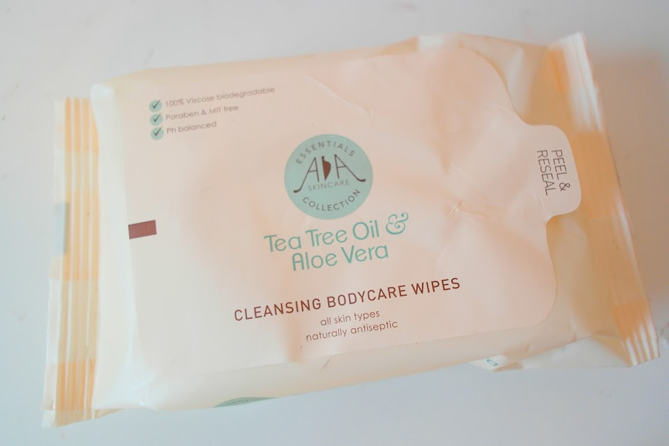 aa skincare cleansing wipes
