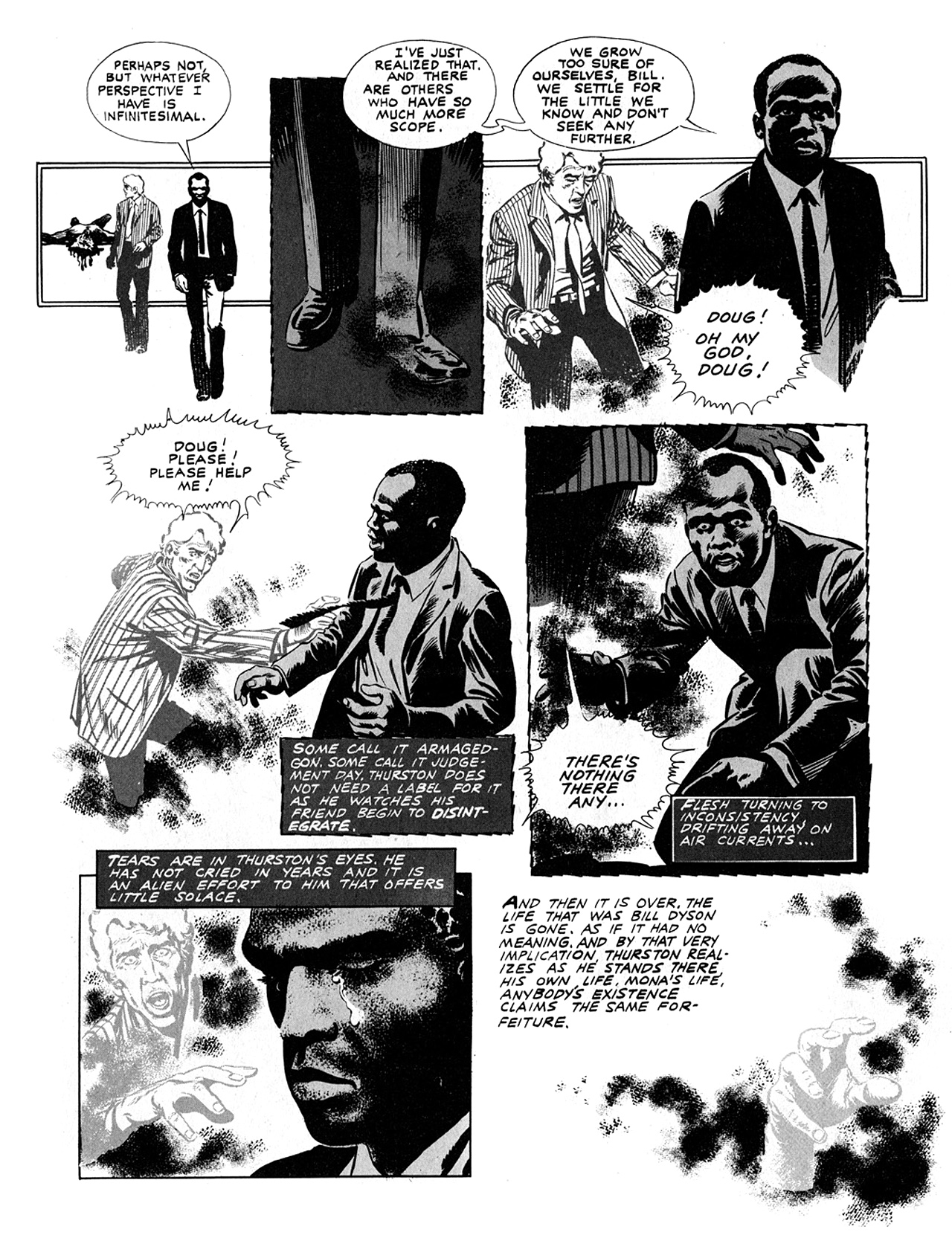 Read online Eerie Archives comic -  Issue # TPB 9 - 172