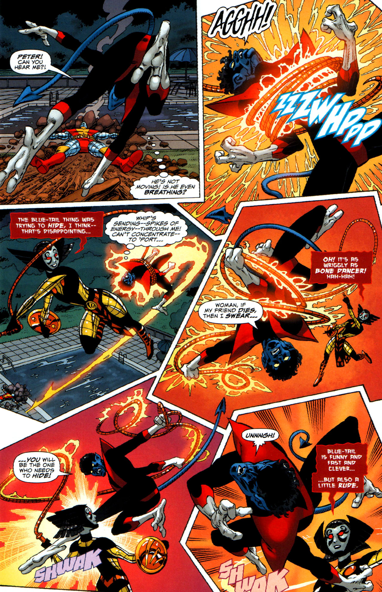 Read online Uncanny X-Men: First Class comic -  Issue #5 - 11