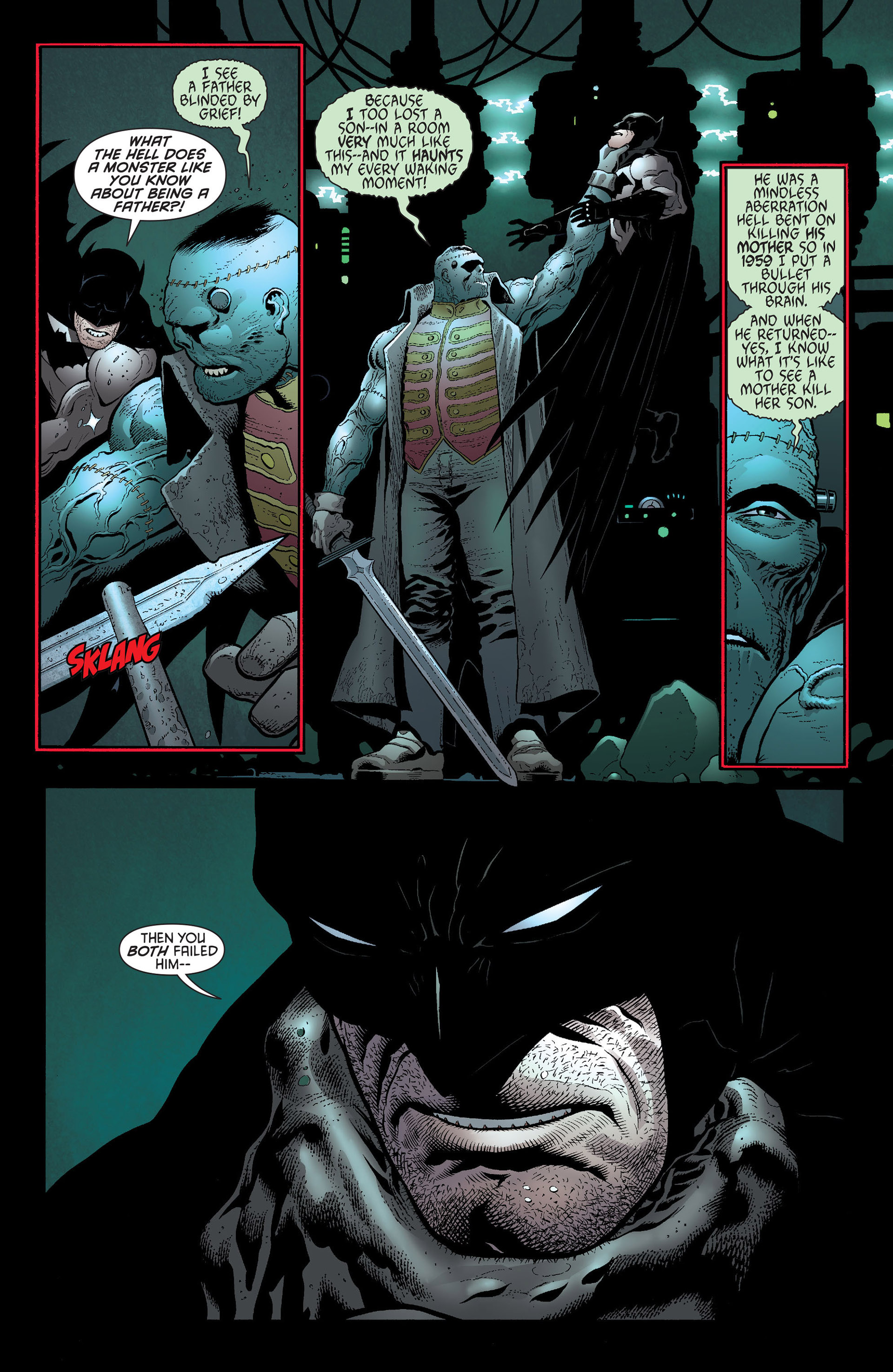 Read online Batman and Robin (2011) comic -  Issue #19 - 14