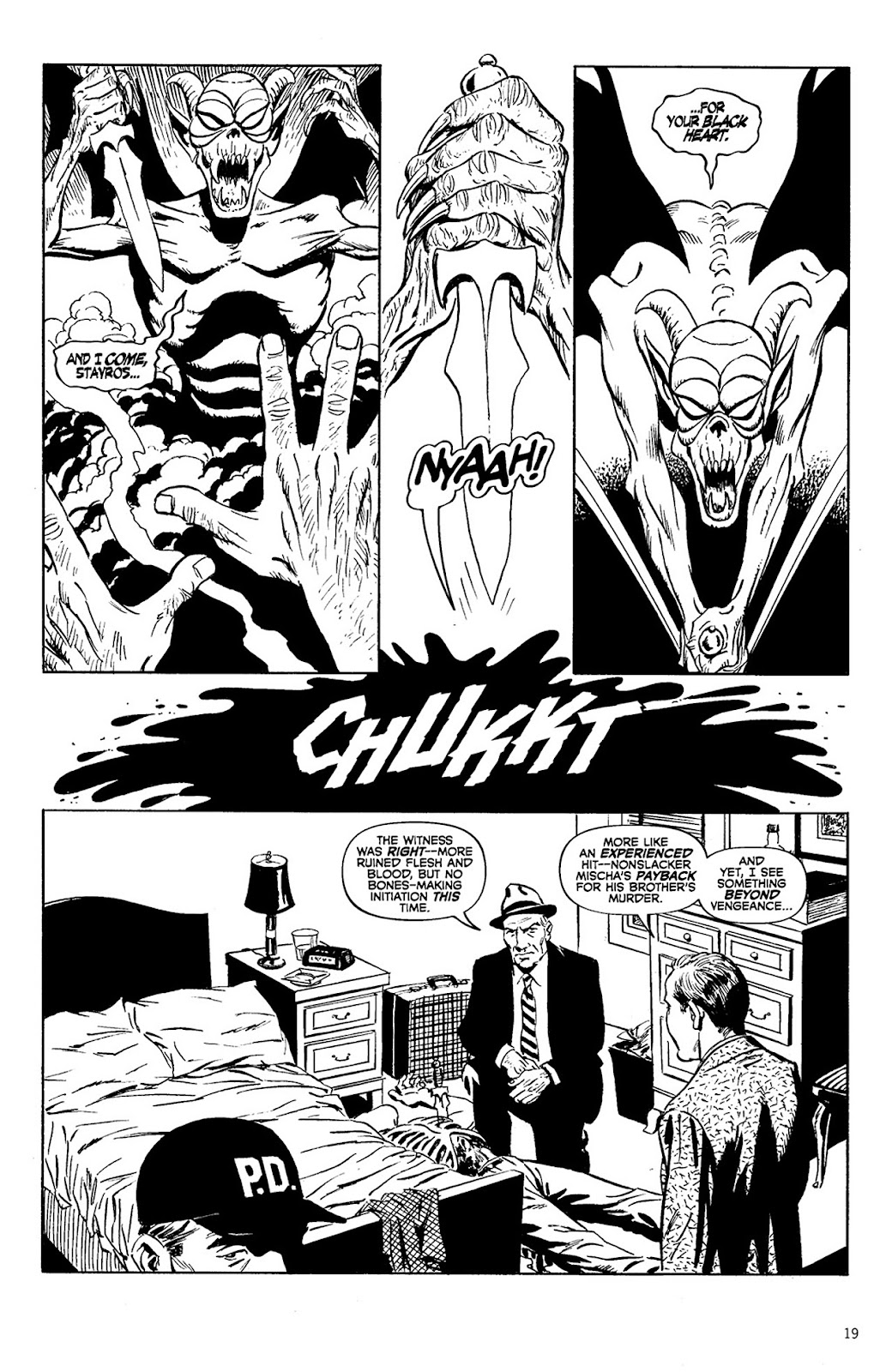 Creepy (2009) Issue #3 #3 - English 21
