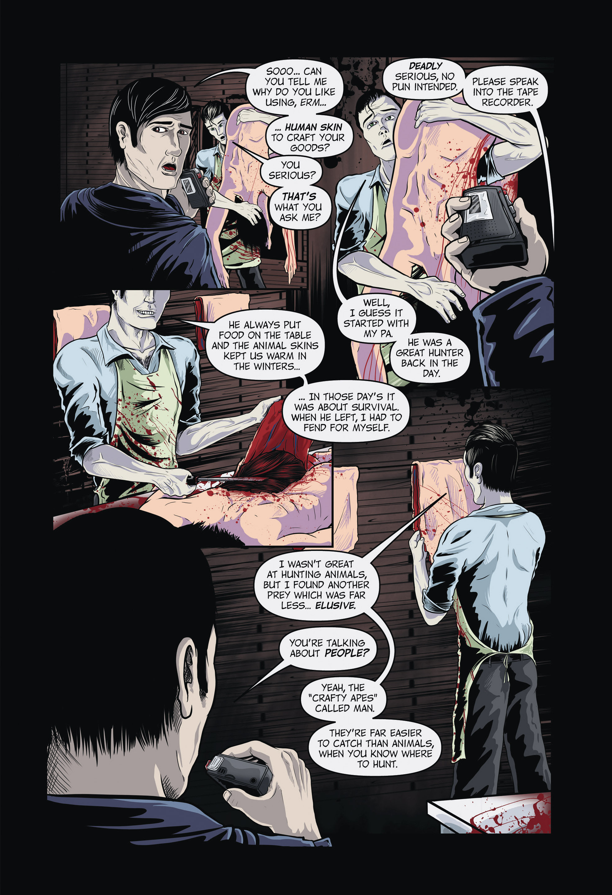 Read online Redemption Heights comic -  Issue # Full - 86