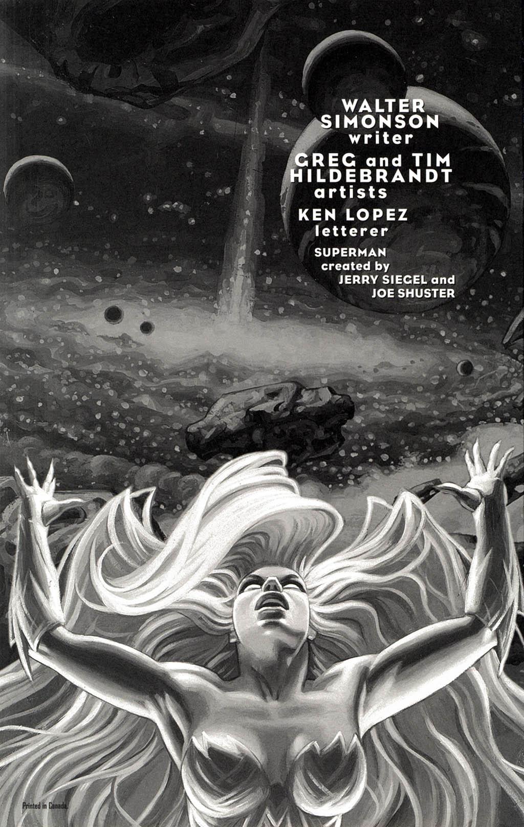 Superman: The Last God of Krypton Full Page 2