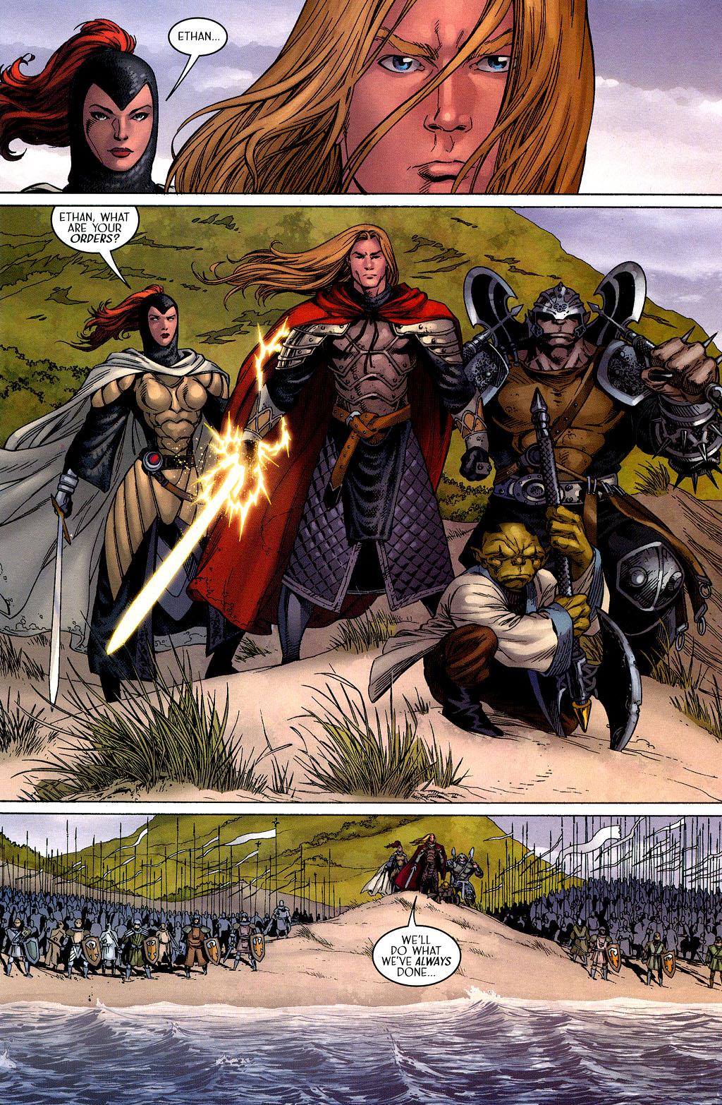 Read online Scion comic -  Issue #41 - 3
