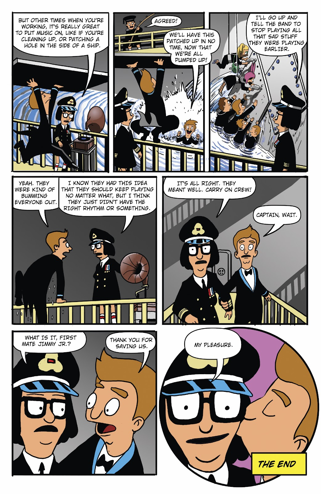 Bob's Burgers (2015) Issue #11 #11 - English 10