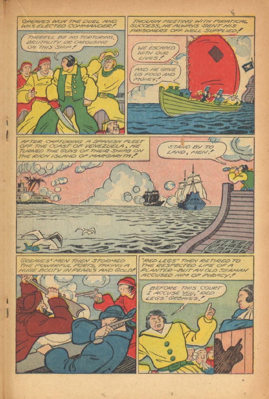 Read online Super-Magician Comics comic -  Issue #47 - 27