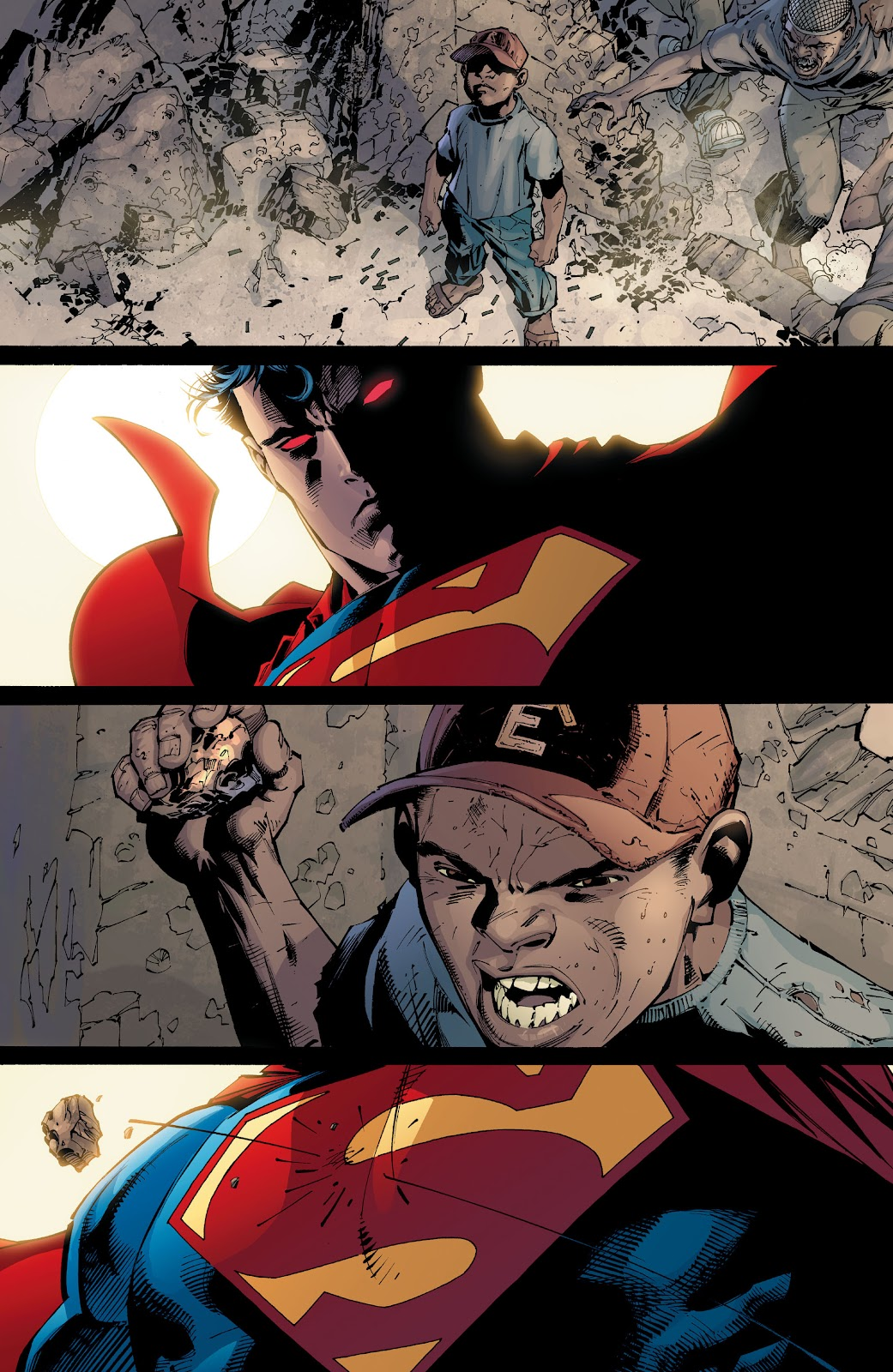 Read online Superman: For Tomorrow comic -  Issue # TPB (Part 1) - 54