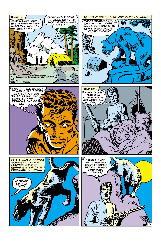 Read online Amazing Adventures (1961) comic -  Issue #3 - 18