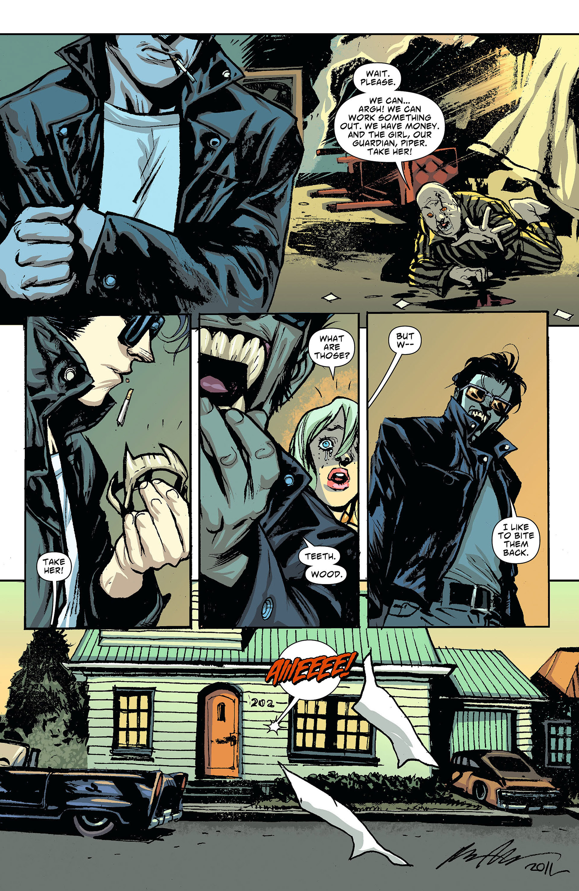 Read online American Vampire comic -  Issue #22 - 14
