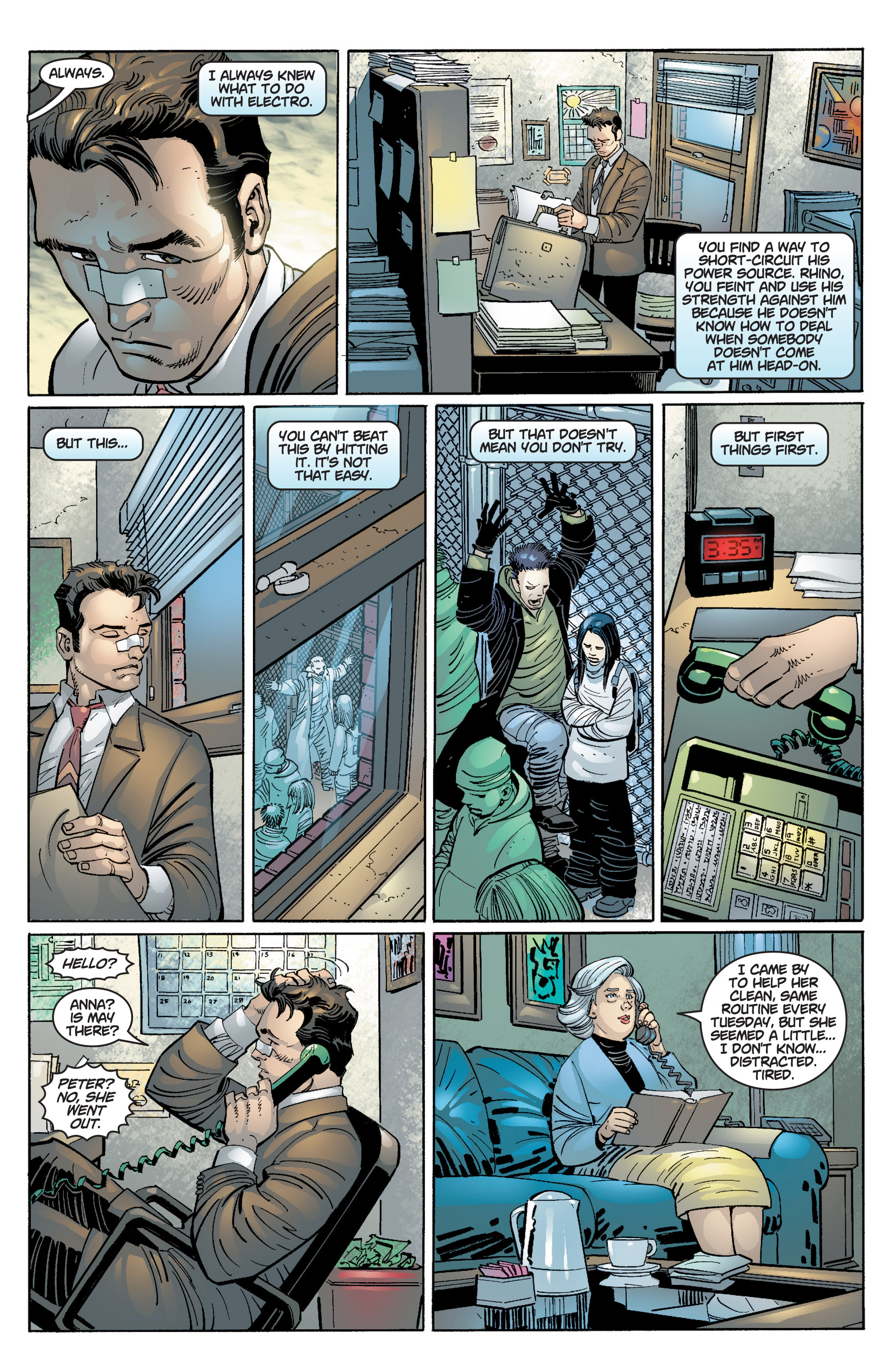 The Amazing Spider-Man (1999) 37 Page 8