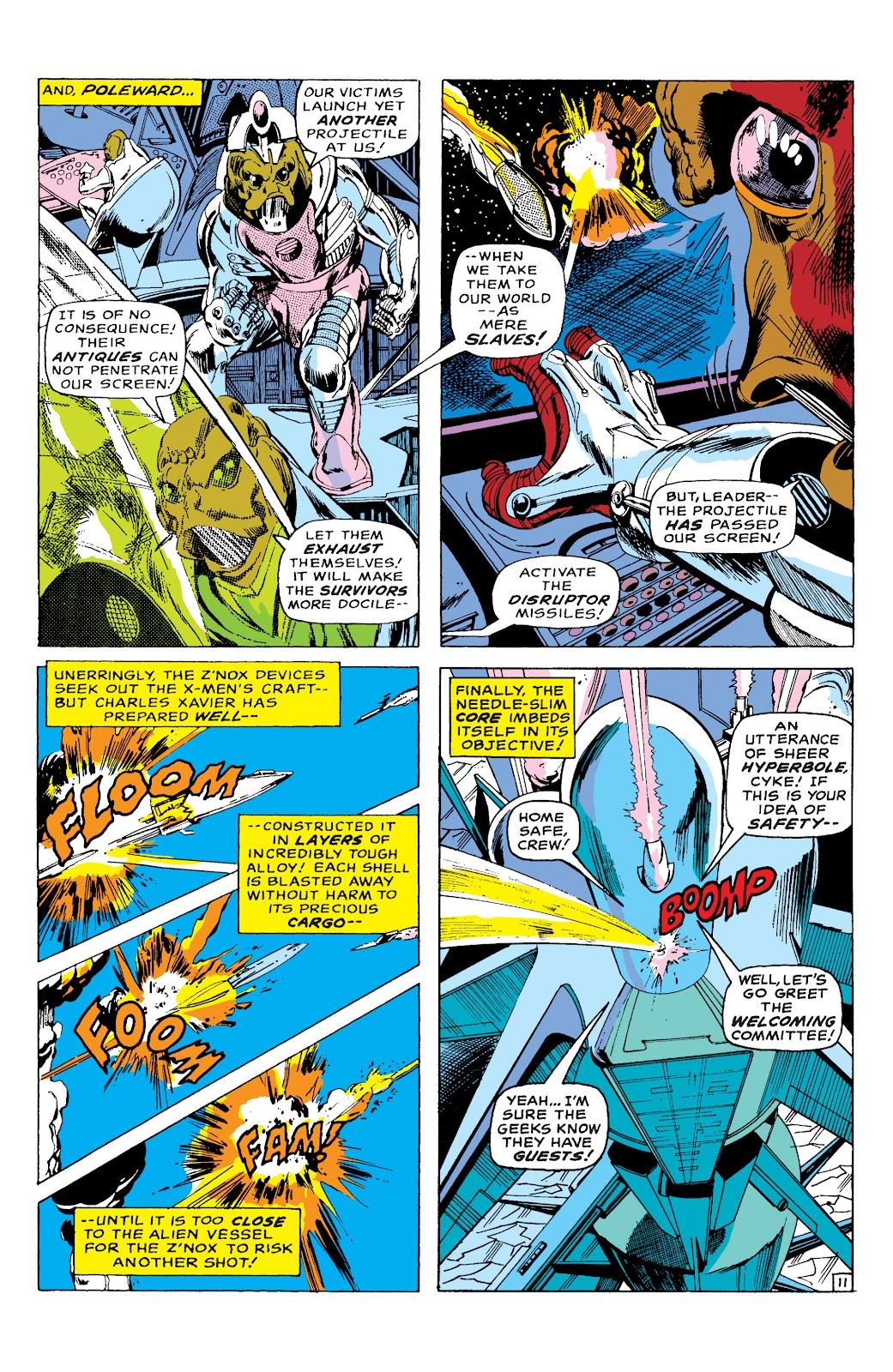 Uncanny X-Men (1963) issue 65 - Page 12