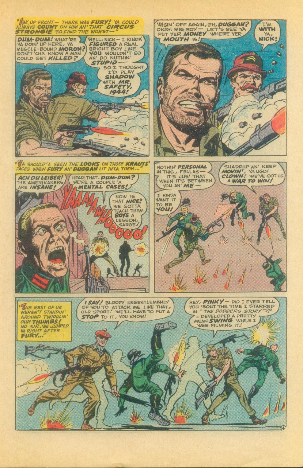 Read online Sgt. Fury comic -  Issue #86 - 7