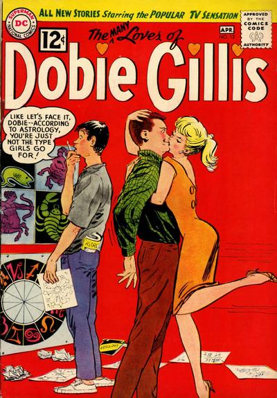 Many Loves of Dobie Gillis issue 12 - Page 1