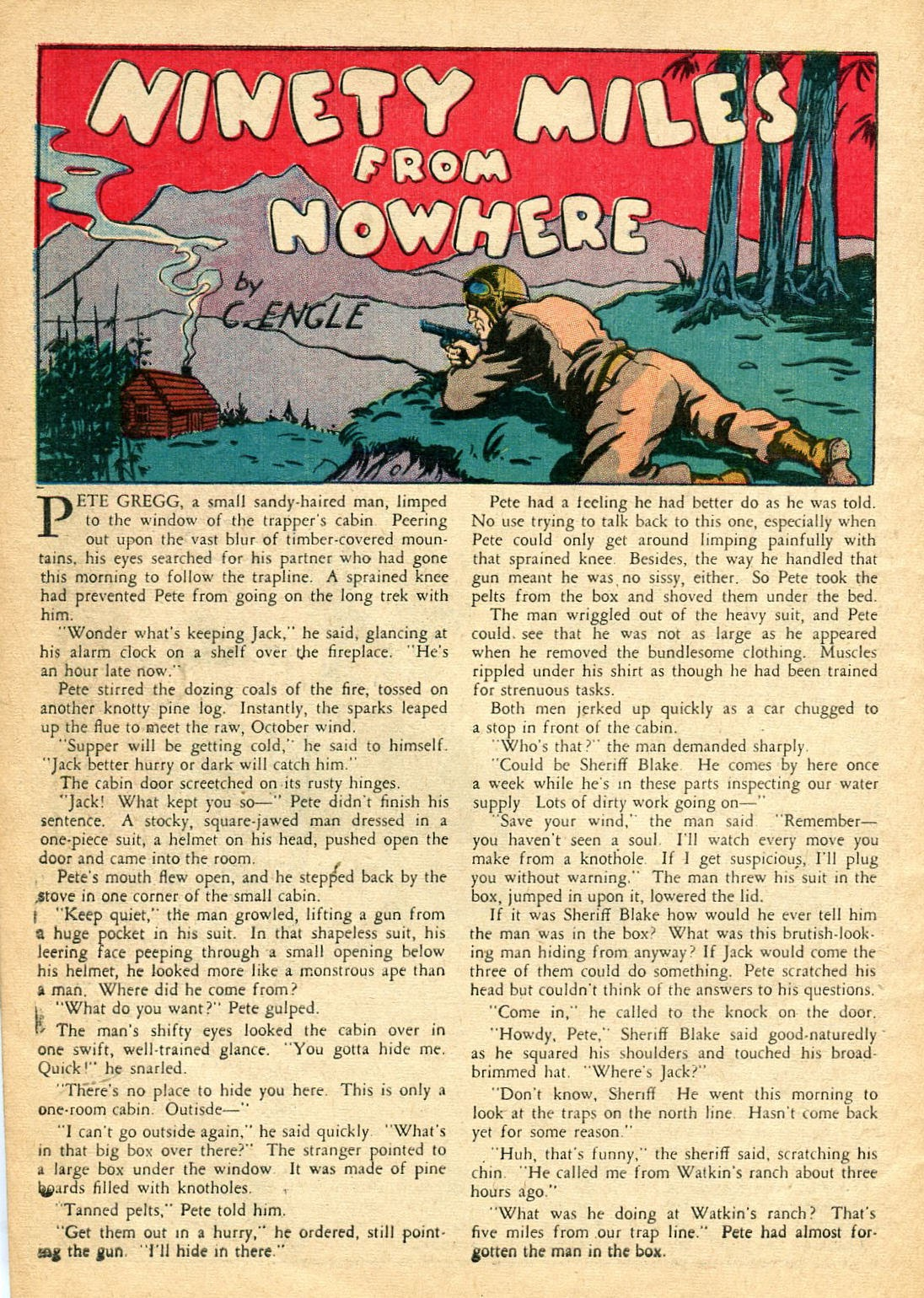 Read online Famous Funnies comic -  Issue #110 - 52