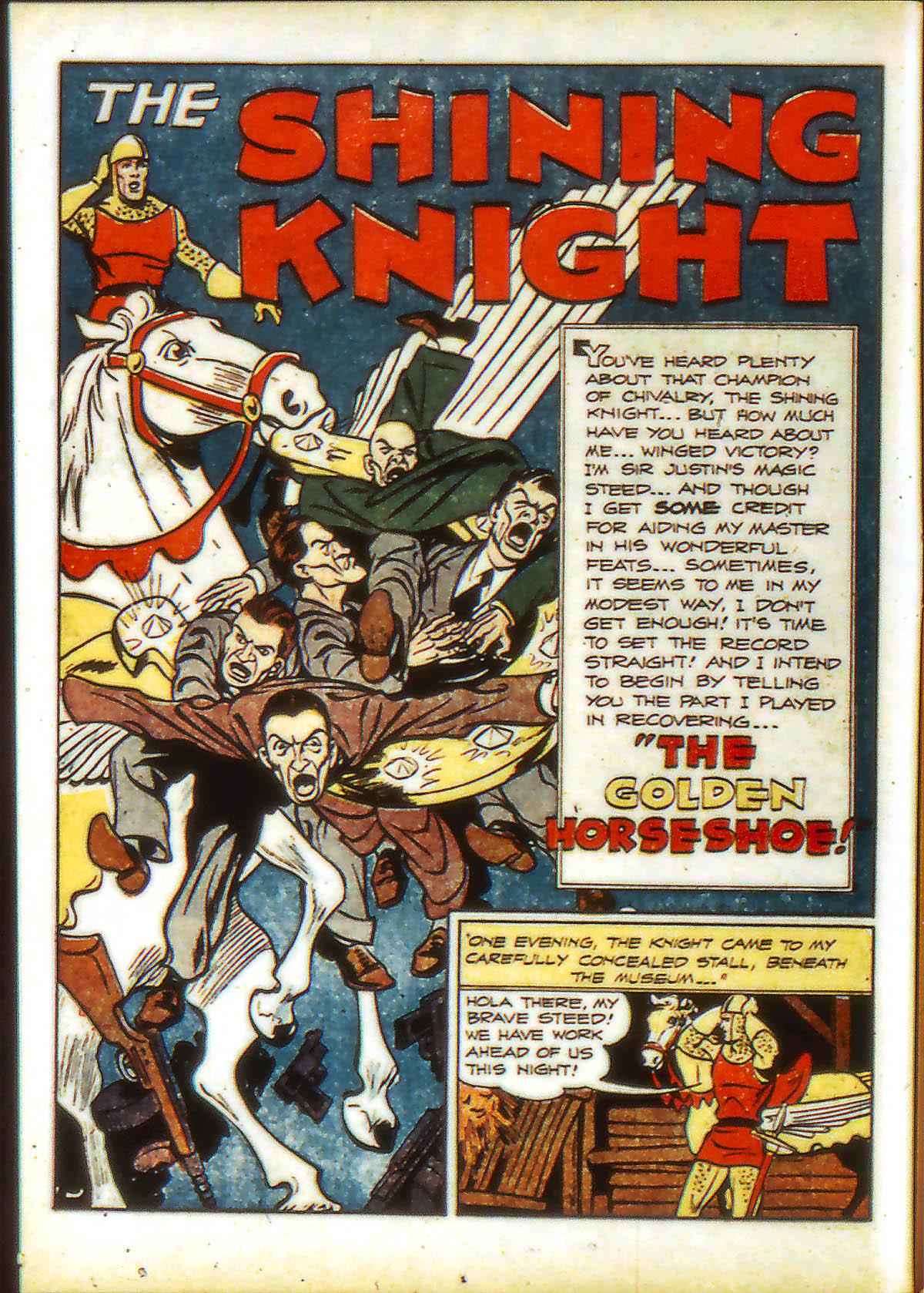 Read online Adventure Comics (1938) comic -  Issue #89 - 20