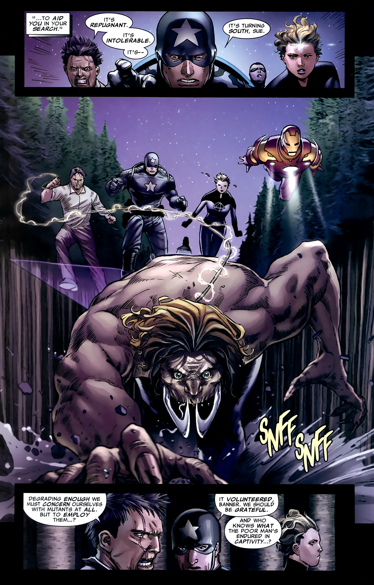 Read online Age of X: Universe comic -  Issue #1 - 17
