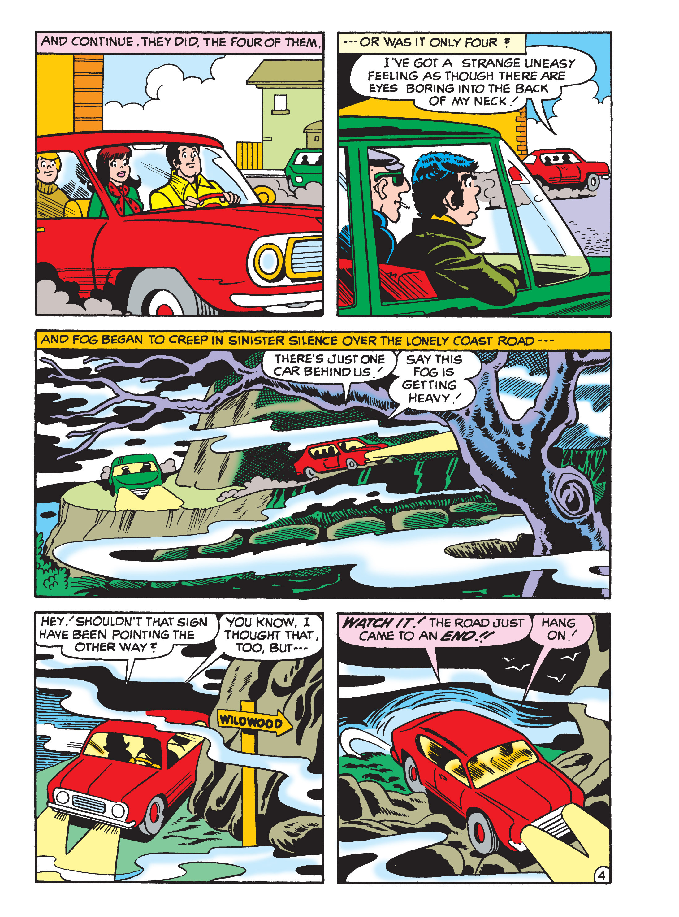 Read online Archie 1000 Page Comics Blowout! comic -  Issue # TPB (Part 3) - 41