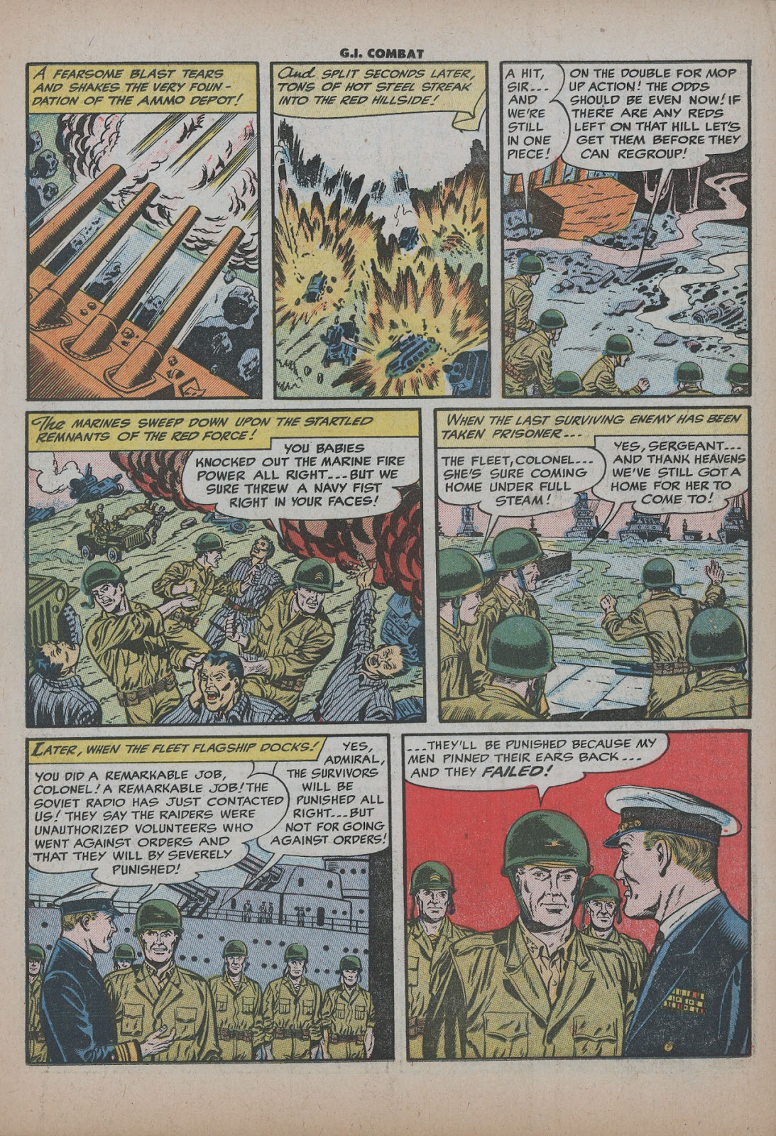 G.I. Combat (1952) issue 26 - Page 11