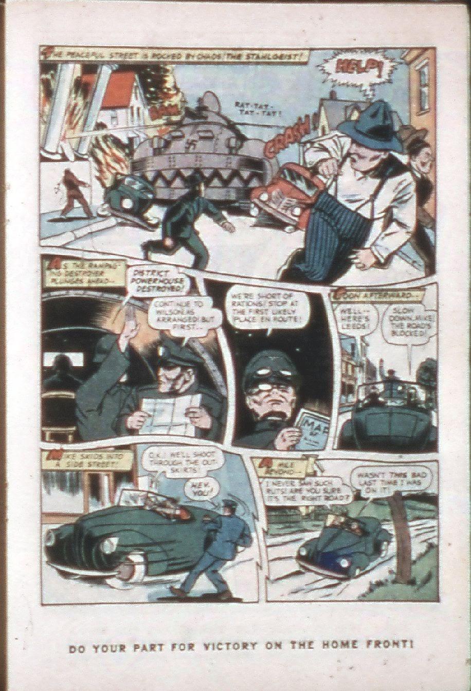 Read online America's Best Comics comic -  Issue #11 - 23
