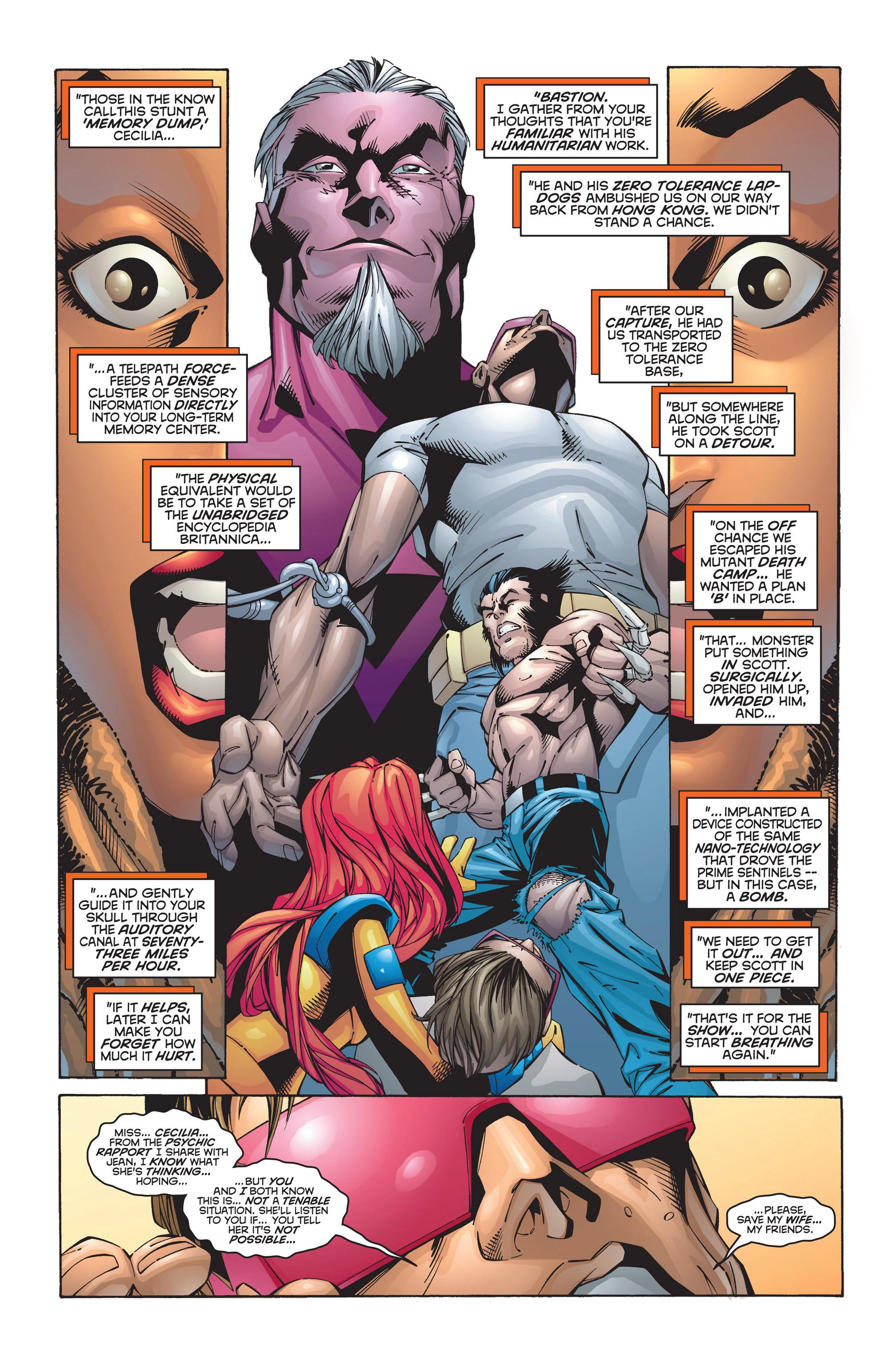 X-Men (1991) 70 Page 11