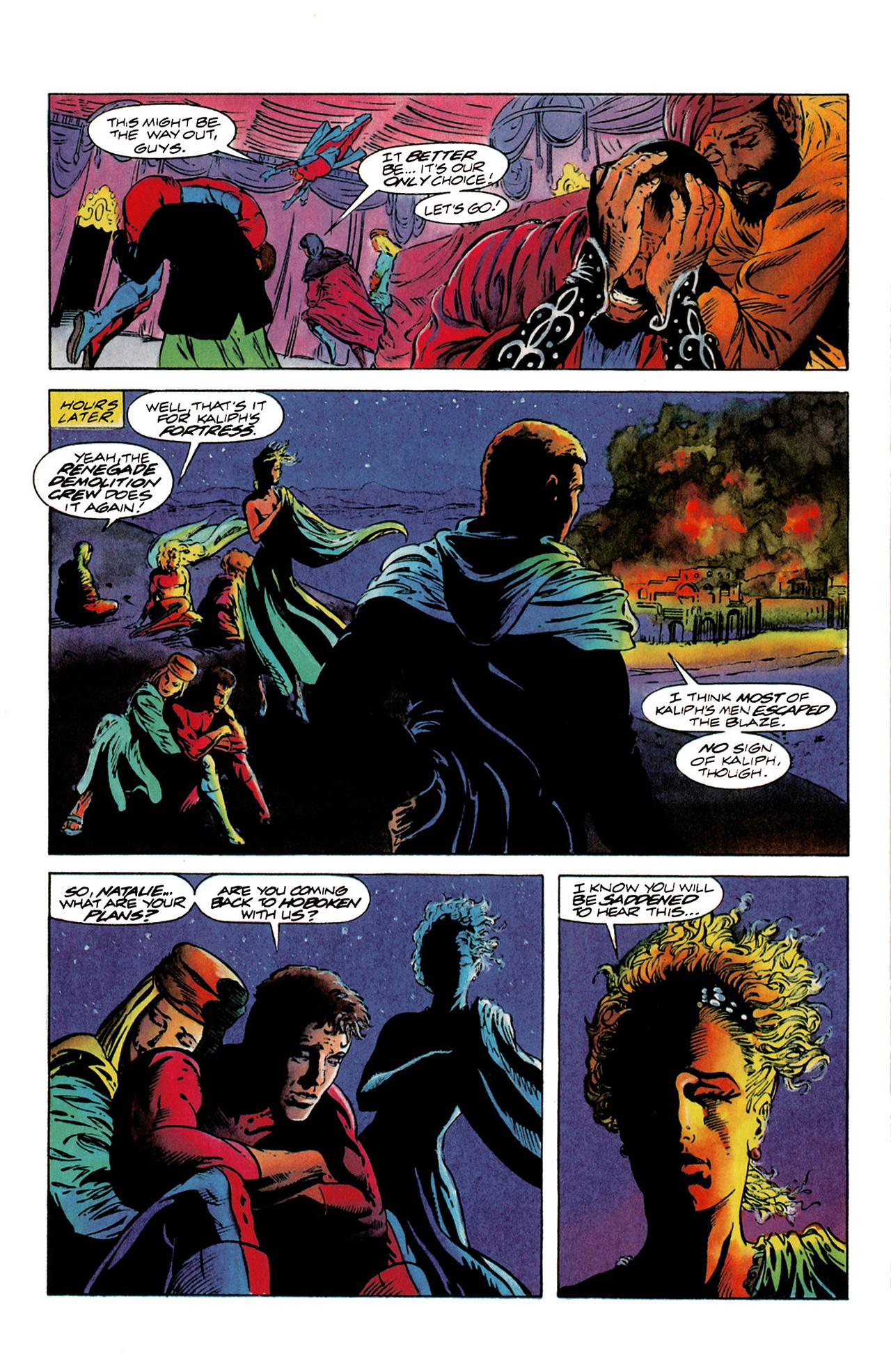 Read online Harbinger (1992) comic -  Issue #20 - 20