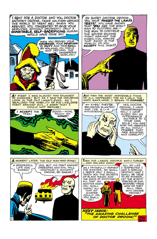 Read online Amazing Adventures (1961) comic -  Issue #1 - 26