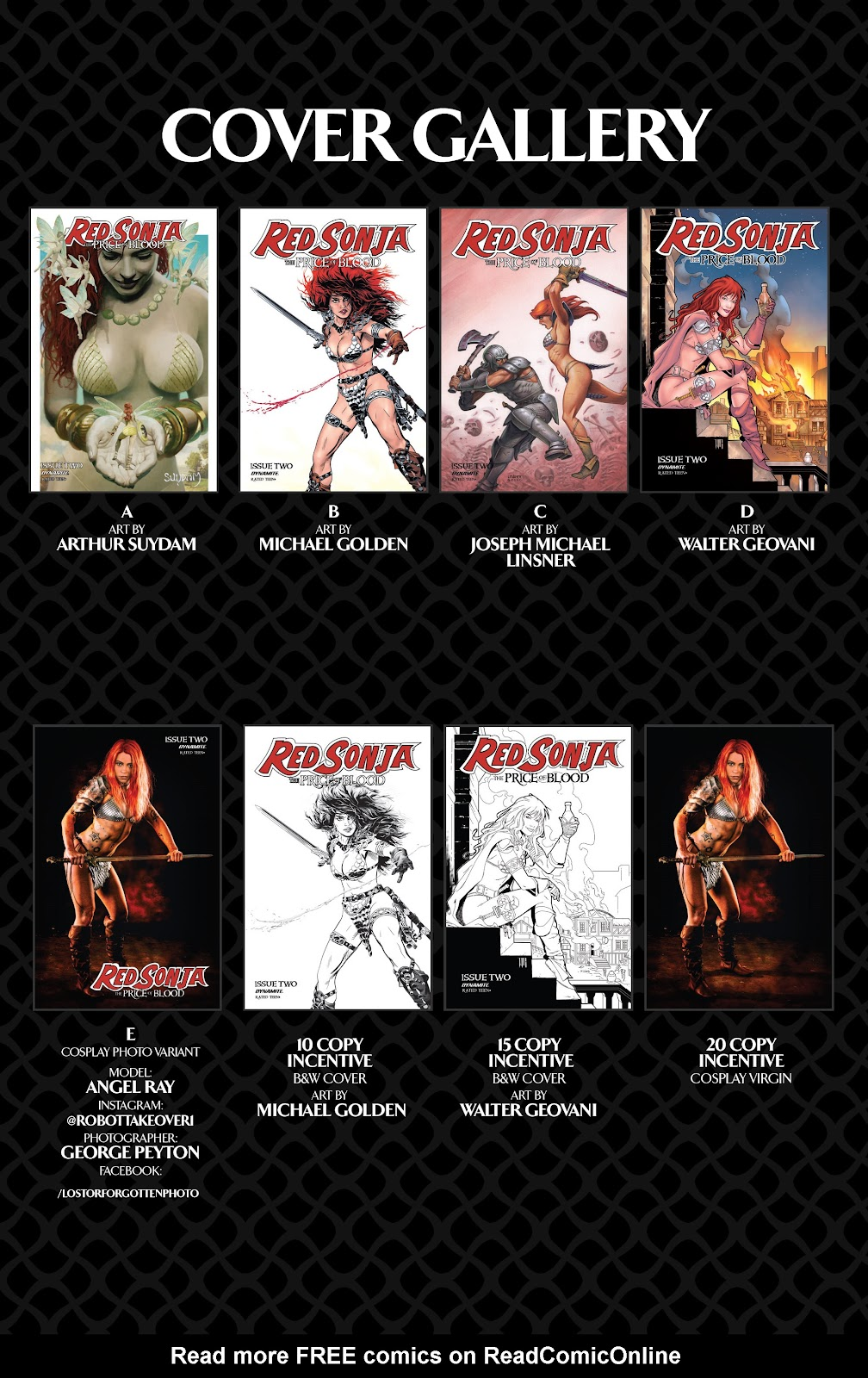 Red Sonja: The Price of Blood issue 2 - Page 30