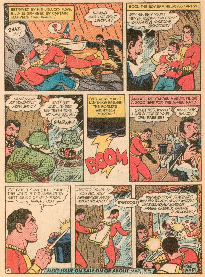 Read online Shazam! (1973) comic -  Issue #2 - 25